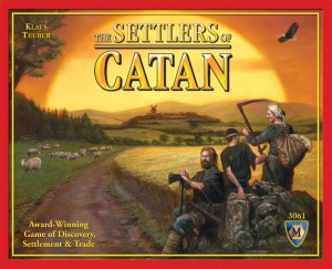 Settlers of Catan - My favorite board game for college students