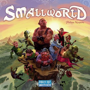 Small World - conquer the world as a fantasy race with a unique ability