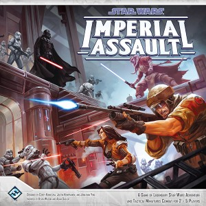 Good board game for college kids who like Star Wars