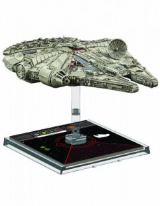 Millenium Falcon expansion for Star Wars X-Wing