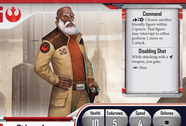 Imperial Assault Hero Guide: Gideon Argus