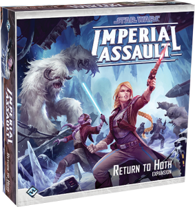 Imperial Assault Return to Hoth
