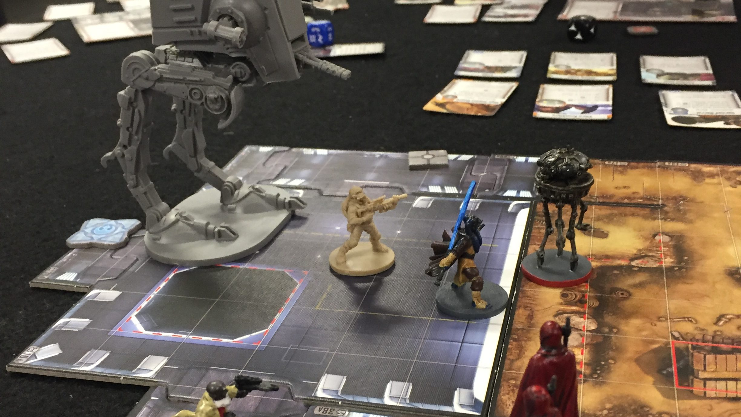 Star Wars: Imperial Assault Review: An Imperfect 10/10